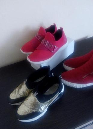 Три пари взуття за 400 грн 37 р