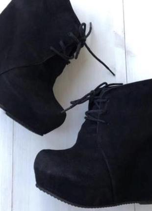 Ботинки на платформе aldo