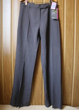 Стильные брюки со стрелками на девочку 14 лет от m&s. новые!