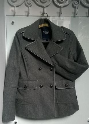 Скидка 24 часа! пальто премиум коллекции в стиле милитари balmain