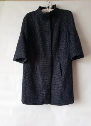 Пальто с митенками ann taylor