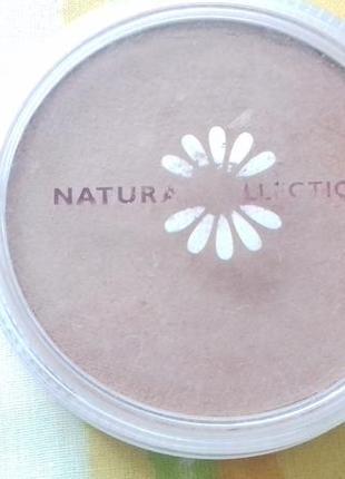 Бронзирующая пудра бронзатор оригинал красивого оттенка лимитка natural colection