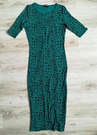 Длинное женственное платье!