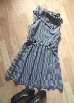 Доступно - платье-сарафан *miss selfridge* 14 р.