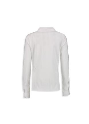 16-96 lcw рубашка для девочки122 128 134 140 146 школьная форма блузка2 фото