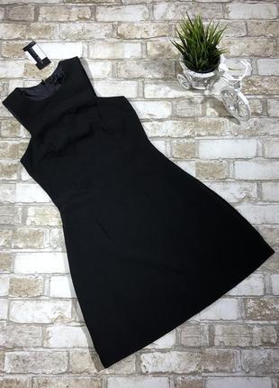 Актуальный классический сарафан под рубашку, блузу, платье трапеция