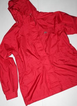 Женская куртка размер хл trespass
