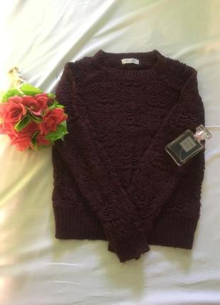 Вязаний свитер/ светр