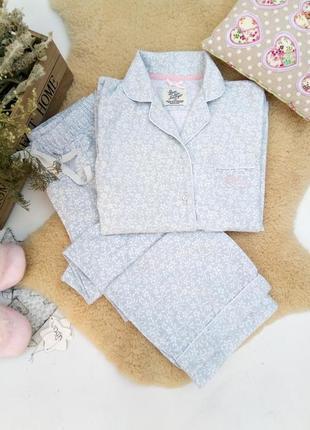 Котоновая пижамка р м 10
