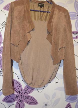 Классный пиджак lafaba -42 раз наш (евро 36), оригинал-giorgio armani