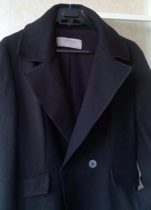 🎳классическое двубортное пальто шерсть 💯 %!!!,📣📣