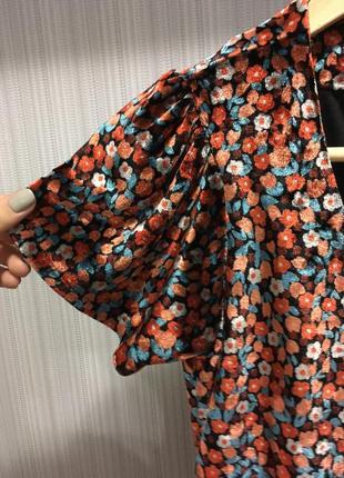 Платье велюровое2