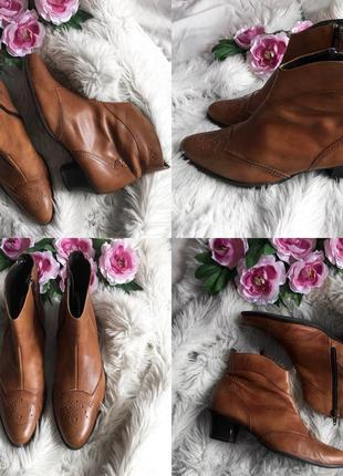 Ботинки / ботінки / сапоги / кожа / шкіра