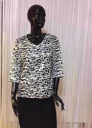 Красивая и нарядная блуза с рукавом 3/4, it's mine бренда