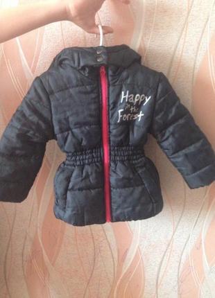 Курточка пальто bionic finish eco непромокаемая непродуваемая куртка