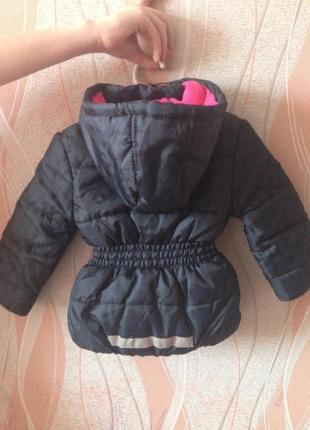 Курточка пальто bionic finish eco непромокаемая непродуваемая куртка2