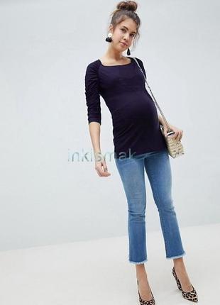 Для беременных блуза трикотаж m