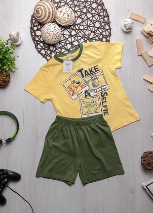 Пижама для мальчика (италя)