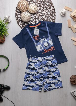 Пижама для мальчика (италия)