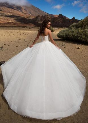 Свадебное платье трансформер nora naviano sposa2 фото
