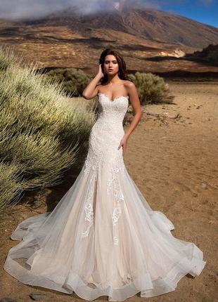 Свадебное платье трансформер nora naviano sposa4 фото
