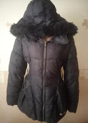 Куртка осень-зима desigual