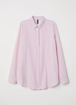 Хлопковая рубашка нм,38
