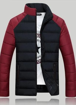 Мужская зимняя куртка,ветровка,бомпер! качество шикарное!! с,м,л,хл...
