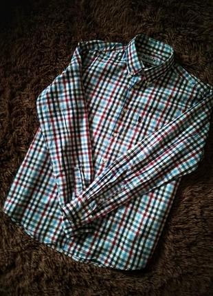 Мужская рубашка barbour