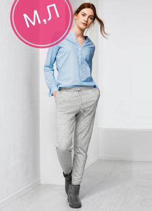 Шерстяные штаны тсм tchibo.m , l размеры