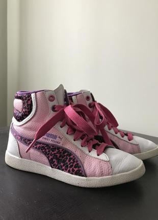Крутые детские кроссовки