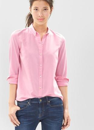 Женская классическая рубашка zara
