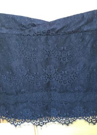 Кружевная юбка amisu