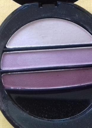 Палетка новых теней фиолетовые розовые тени набор