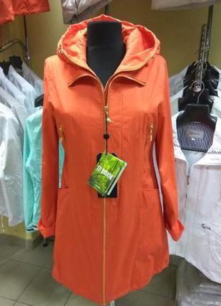 Супер качество! котоновая демисезонная куртка плащ пиджак snowimage m, xl