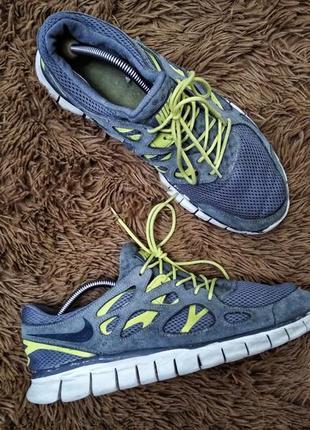 081aa609 Мужские кроссовки nike free run 2 Nike Free Run, цена - 1053 грн ...