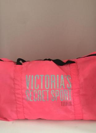 Спортивная сумка от victoria's secret sport
