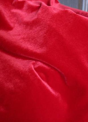 Шикарное бархатное платье3 фото