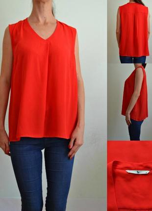 Красная блуза3 фото