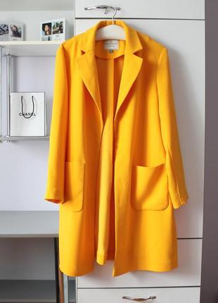 Шикарное пальто на осень-весну от george