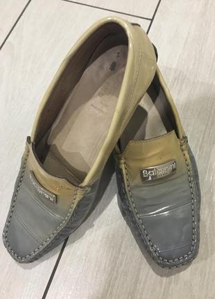 Мокасини туфлі оригінал baldinini