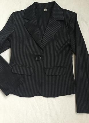 Жакет пиджак офисный школьный