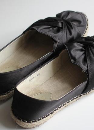 Туфли,эспадрильи на осень 25.5 см по стельке