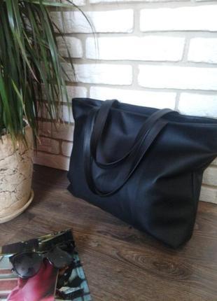 Удобная сумка шоппер, шопер