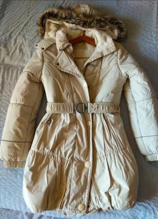 Пальто зимнее lenne, 146 разм.