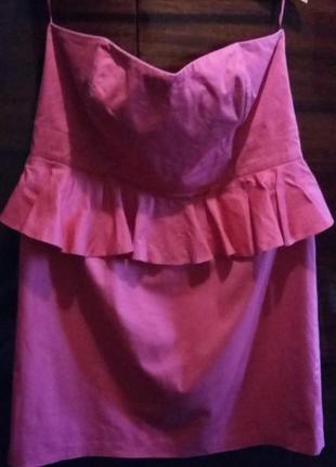 Платье-сарафан р.52-54