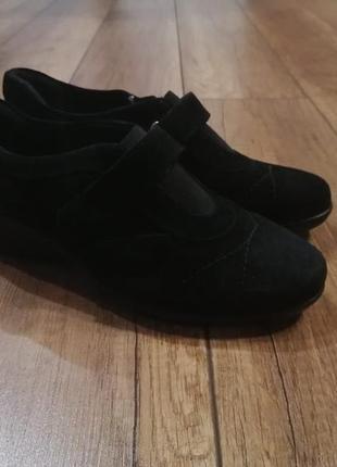 Фирменные туфли - ботинки footglove
