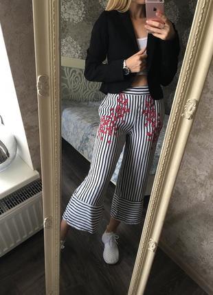 Классический короткий пиджак