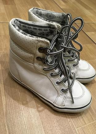 Кеды кроссовки хайтопы next (8)26