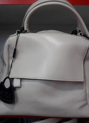 Сумка-рюкзак из натуральной кожи.оригинал